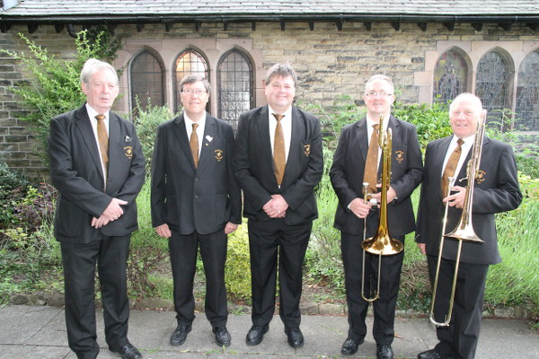 Trombones and basses